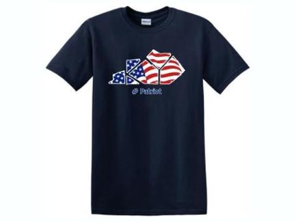 Team Kentucky #Patriot T-Shirt